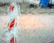 2 Schild rotweiß