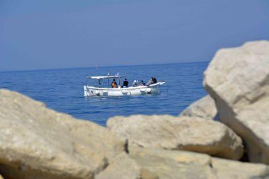 Piran Fischerboot n