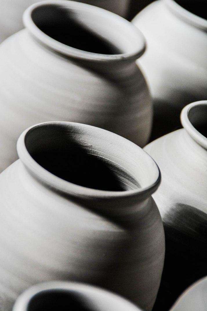 Vasen schwarz- weiß-0305